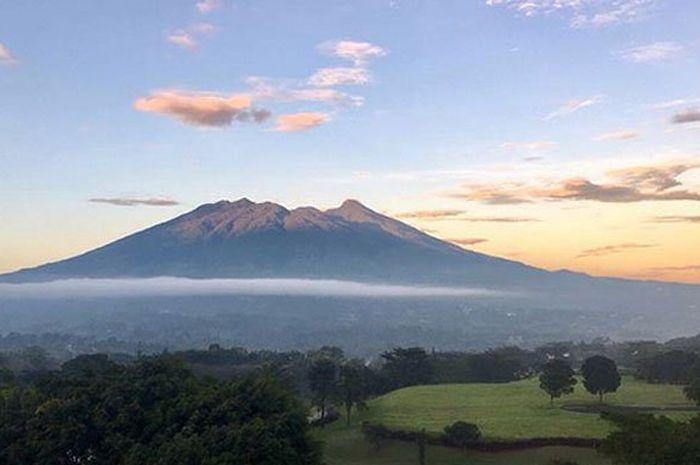 Gunung Salak Tempat Wisata Angker  bogor